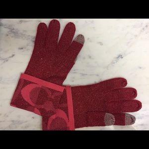 Coach Accessories - Coach Gloves